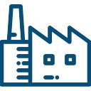 Icône Application dans l'industrie